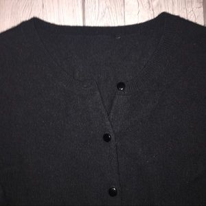 J. Crew Sweaters - J. Crew cashmere and wool cardigan